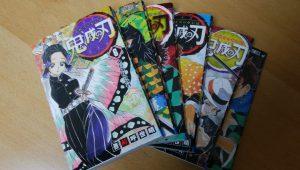 【ハッピーエンドあり】漫画「鬼滅の刃 (きめつのやいば)」が岡山市の書店で売り切れ!予約や買える場所は?