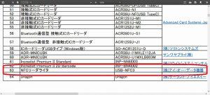 アイ・オー・データ機器のNFCリーダライタ「USB-NFC3」について