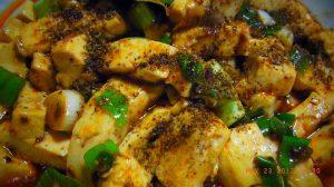 【更新中】山椒の痺れる辛さがクセになる四川風麻婆豆腐の素を試す